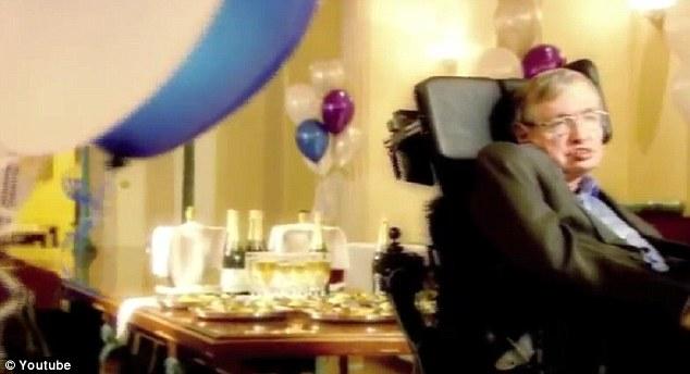 Stephen Hawking-Nader Nazemi
