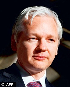 WikiLeaks founder Julian Assange prepared a statement from his hiding place in the Ecuadorian Embassy
