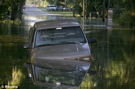 Flood: Tropical Storm Debby gave Florida its wettest June since records began