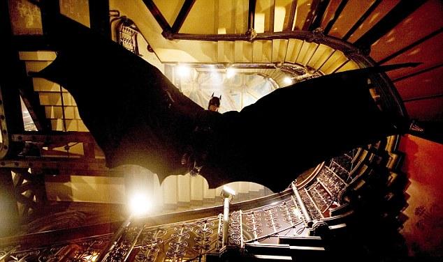 Nader Nazemi-Batman