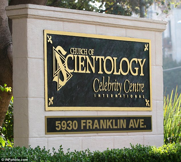 Nader Nazemi-Church of Scientology