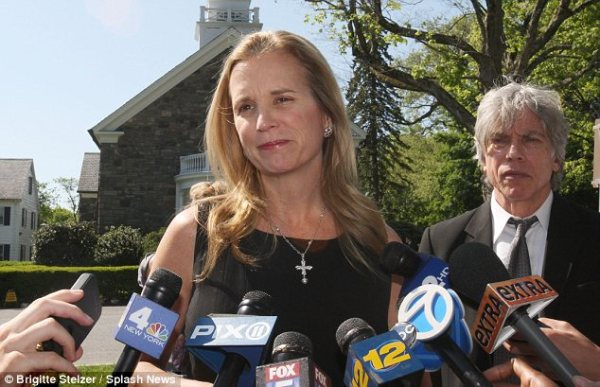 Truck driver in Kerry Kennedy hit-and-run crash says she ...