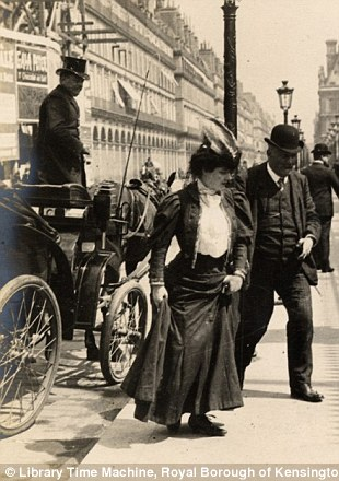 Paris, 3rd June 1906