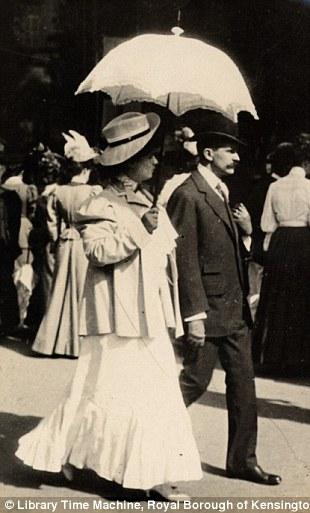 Paris, Boulevard des Italiens, 5th June 1906