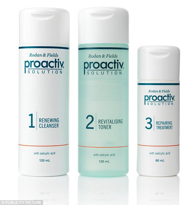 Proactiv Skin Care Products