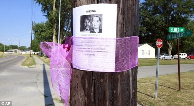 Missing: The two young cousins have been missing since Friday, July 13 after going for a bike ride together