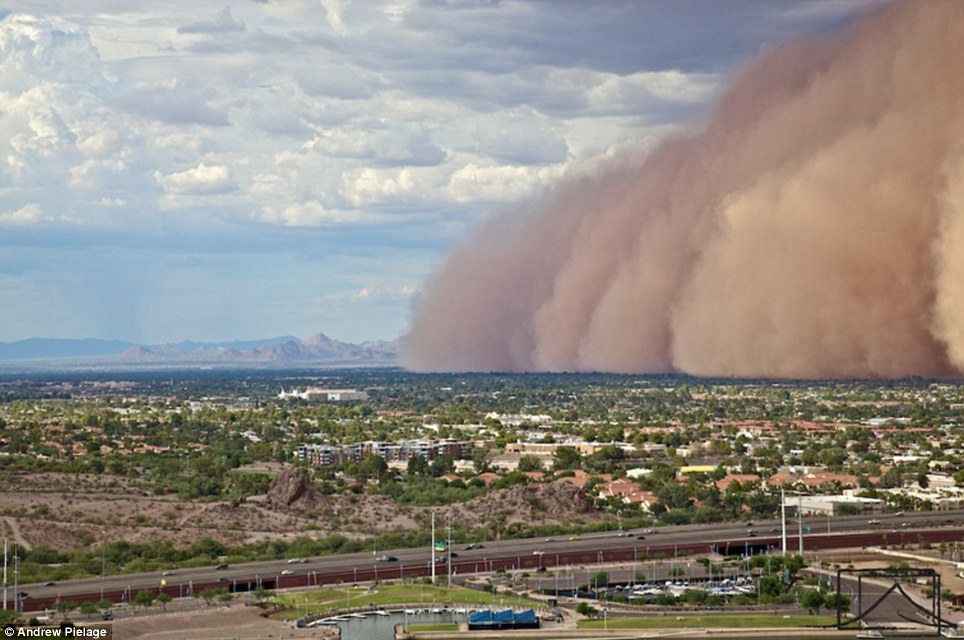Image result for haboob in phoenix
