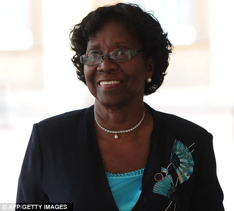 Governor General of Saint Lucia Dame Pearlette Louisy