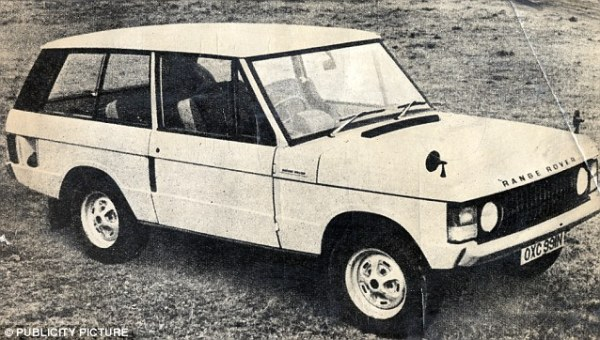 Leyland's Range Rover: Much-maligned industries such as cars, aerospace and pharmaceuticals ensure this country is still the world's sixth-largest manufacturer