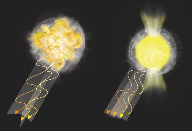 Nader Nazemi, Supernova, Shape, Massive, Star,Nader Nazemi