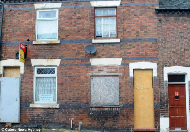 Empty Houses For Sale For 1 In Britain S Cheapest Street Daily Mail Online