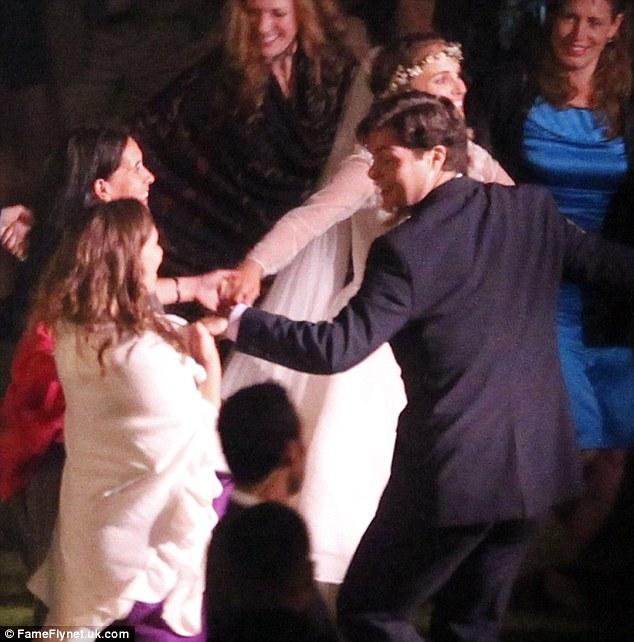Natalie Portman And Benjamin Millepieds Wedding Pictures