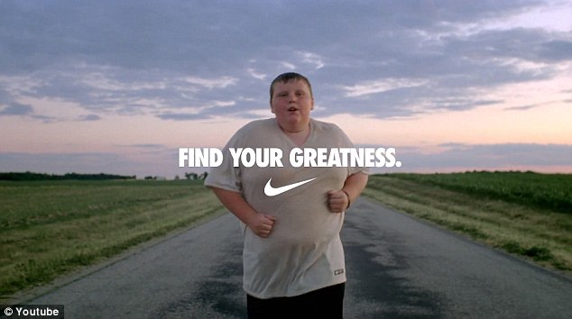 rhetoric used in nike campaigns Rhetoric in everyday life  body by the popular running shoe company nike the campaign model focused on liberating female stereotypes by accepting your.