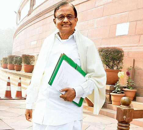 Back in the finance ministry, Chidambaram has lost no time in restoring market confidence.