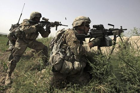 GM troops on the horizon? U.S. military scientists are working on genetic manipulation that would give their soldiers almost superhuman qualities