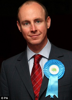 Critical: Daniel Hannan is a Conservative MEP representing the south east of England