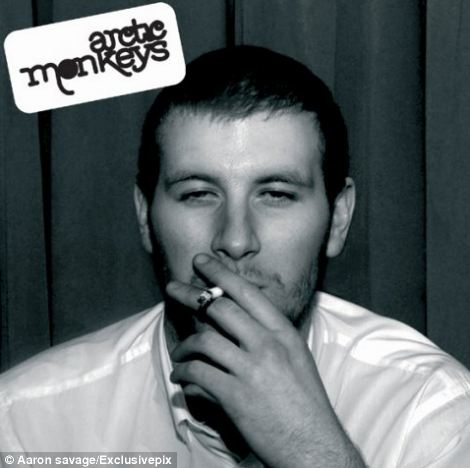 Arctic Monkeys' LP is given the Savage treatment with a special lego cigarette used