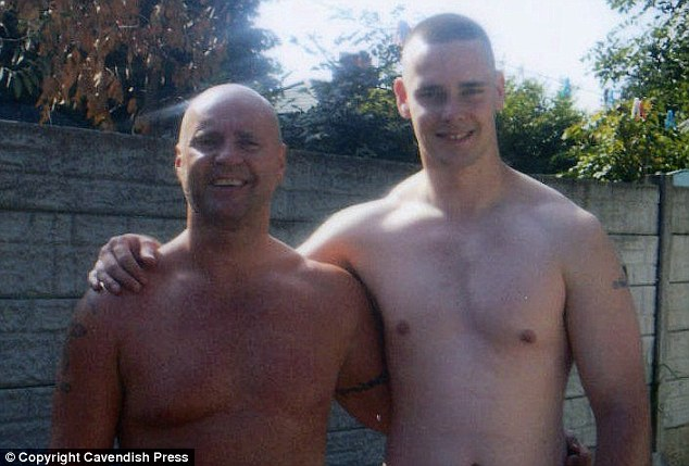 Family collect of David Short (left) and Mark Short (right).