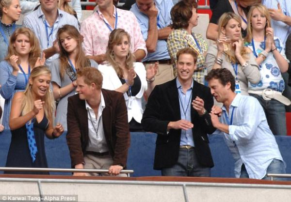 Prince Harry's friend 'feared for his life as he was ...