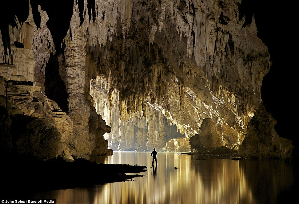 Pang Mapha: John Spies explores the ancient caves of Tham Lod in Pang Mapha, Thailand