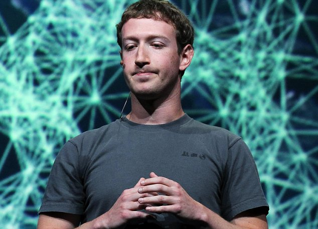 Facebook CEO Mark Zuckerberg has faced major criticism over the firm's share price in recent week. It is hoped a new messaging service will keep users on the site tonight.