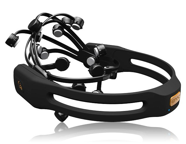 The £190 ($299) Emotive headset, which is available to buy online