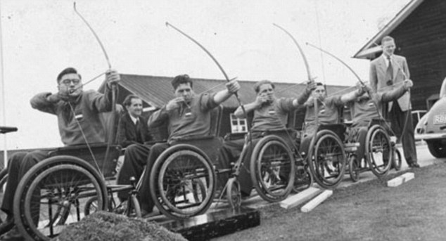 Pioneer: The first event to take place was wheelchair archery. Though only 16 competitors took part, including two women, the notion of paraplegics becoming athletes was ground-breaking