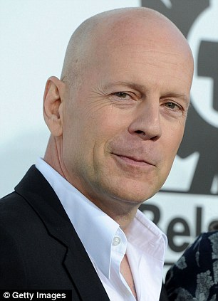 Action: Actor Bruce Willis, star of the Die Hard films, is considering legal action against Apple