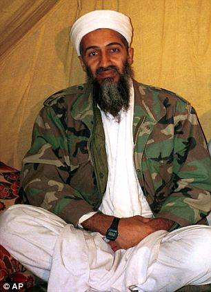 Controversial: The account of the capture of Osama Bin Laden diverges from the Obama administration's original description of the incident