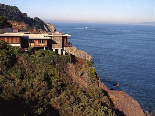 Jack Dorsey's San Francisco waterfront home