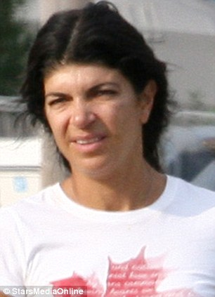 Teresa Giudice Is Almost Unrecognisable From Her Usual