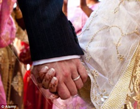 Secret marriages: Some Muslim religious leaders consent to marry a girl of 12 if she consents - and her parents keep it a secret