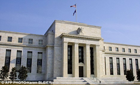 Kick-start: The U.S. Federal Reserve plans to pump $40bn into the U.S. economy through quantitative easing