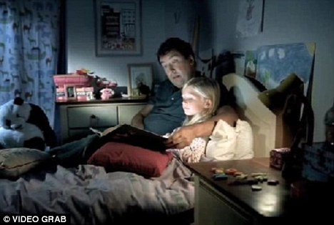 Quality time: Not reading enough at bedtime was another chief regret