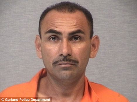 41-year-old Bernardo Mondragon-Guzman is accused of sexually abusing a 10-year-old boy