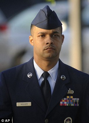 Air Force Staff Sgt. Luis Walker was sentenced to 20-years in prison for rape and sexual assault