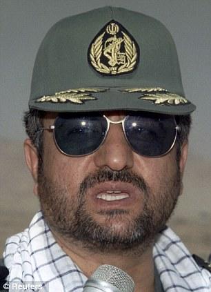 Warning: General Mohammad Ali Jafari, head of the Revolutionary Guard