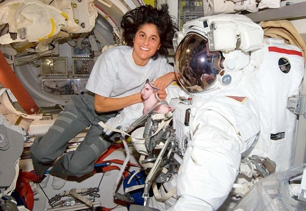 The Space Race, part 2: Nasa astronaut Sunita Williams ...