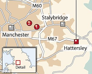 Fiona Bone and Nicola Hughes were killed while attending an incident in Hattersley, Greater Manchester