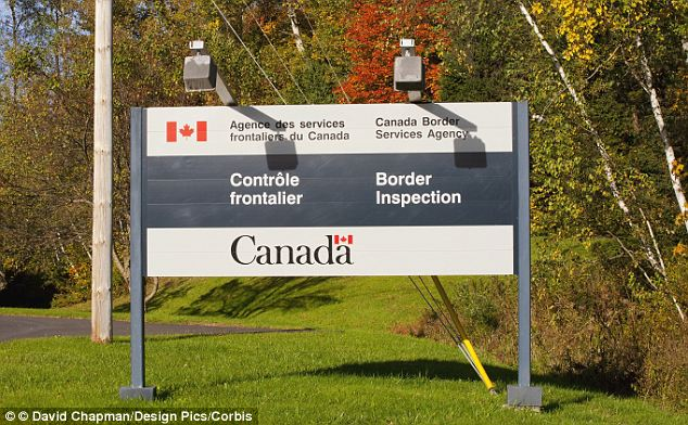 Being sent back: Now the woman and her son have to leave Canada by the end of the week