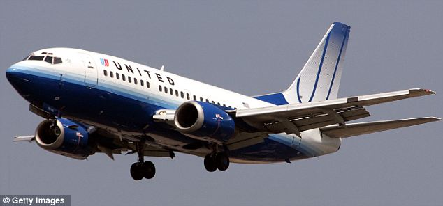 The alleged attack took place on a United Airlines flight between Phoenix and Newark