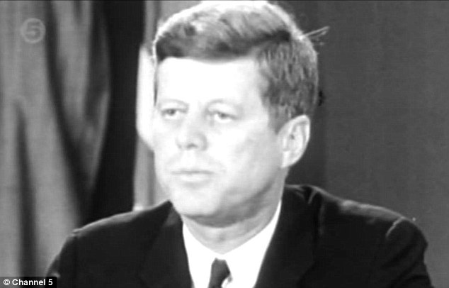 Mr President: John F. Kennedy was in office in the U.S. between 1961 and 1963, at the height of the crisis