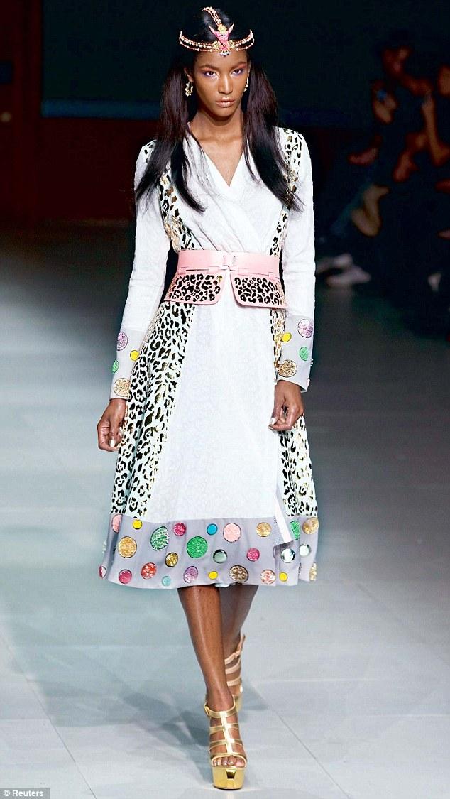 To India With Love At Paris Fashion Week Designer Manish