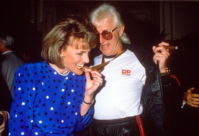 Image result for esther rantzen and savile
