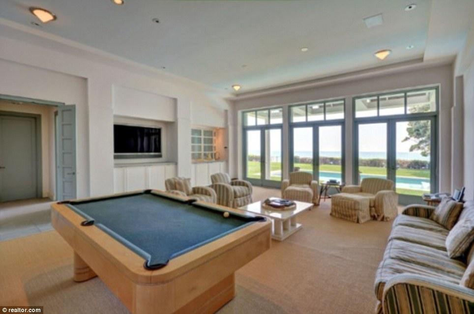 Inside Oracle Billionaire Larry Ellisons NINTH Malibu