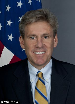 Casualty: U.S. Ambassador Christopher Stevens and three other Americans were killed in the consulate attack