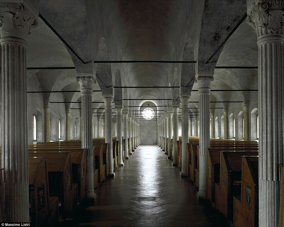 From antiquity: The Malatestiana Library, located in Cesena, Italy, was the first European civil library, allowing everyone access to its books, and is more than 500 years old