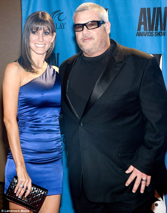 Very close friends: The tape is believed to feature Hulk's best pal Bubba the Love Sponge and his ex-wife Heather Clem