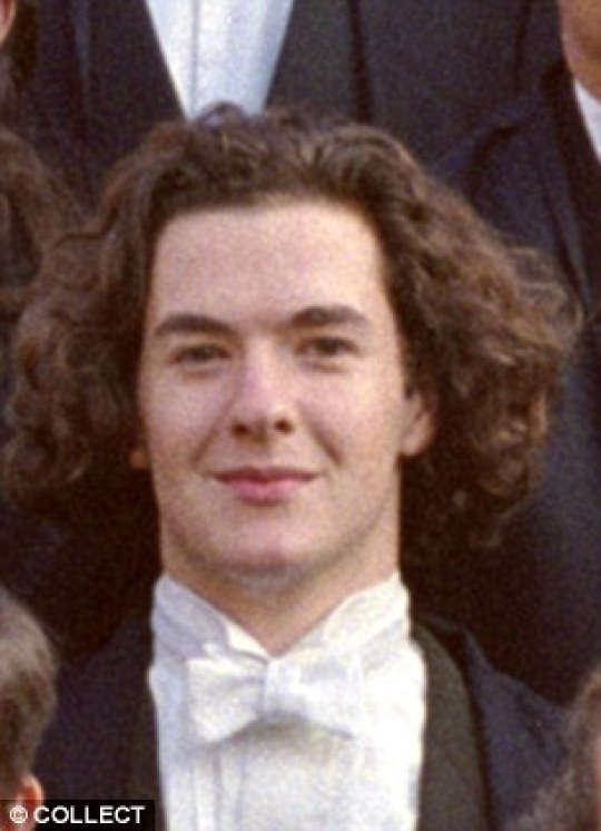 Even as a student, George Osborne was ferociously ambitious