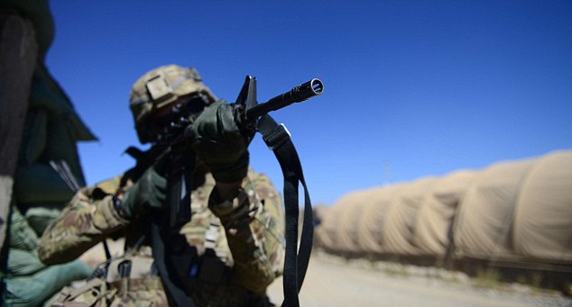 Concern: Almost half of all suicides in the U.S military are committed with a private firearm, not service weapons